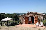Holiday cottage in Chianti