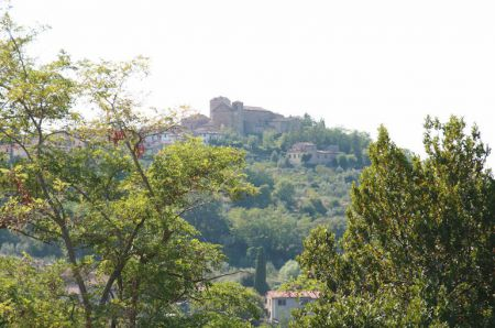 Vacation accommodations in Chianti