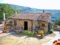 Vacation cottage in Tuscany